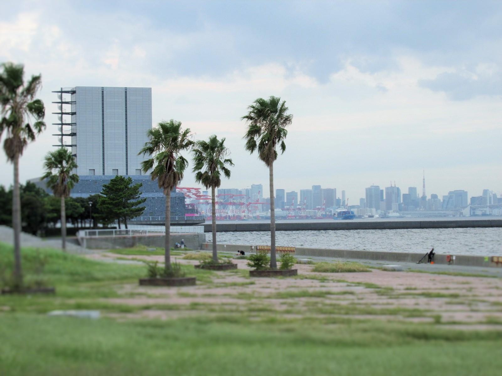 城南 島 海浜 公園 城南島海浜公園 東京港南部地区海上公園ガイド